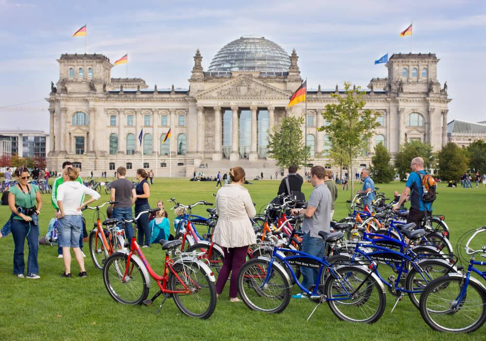 Berlin mit dem Fahrrad