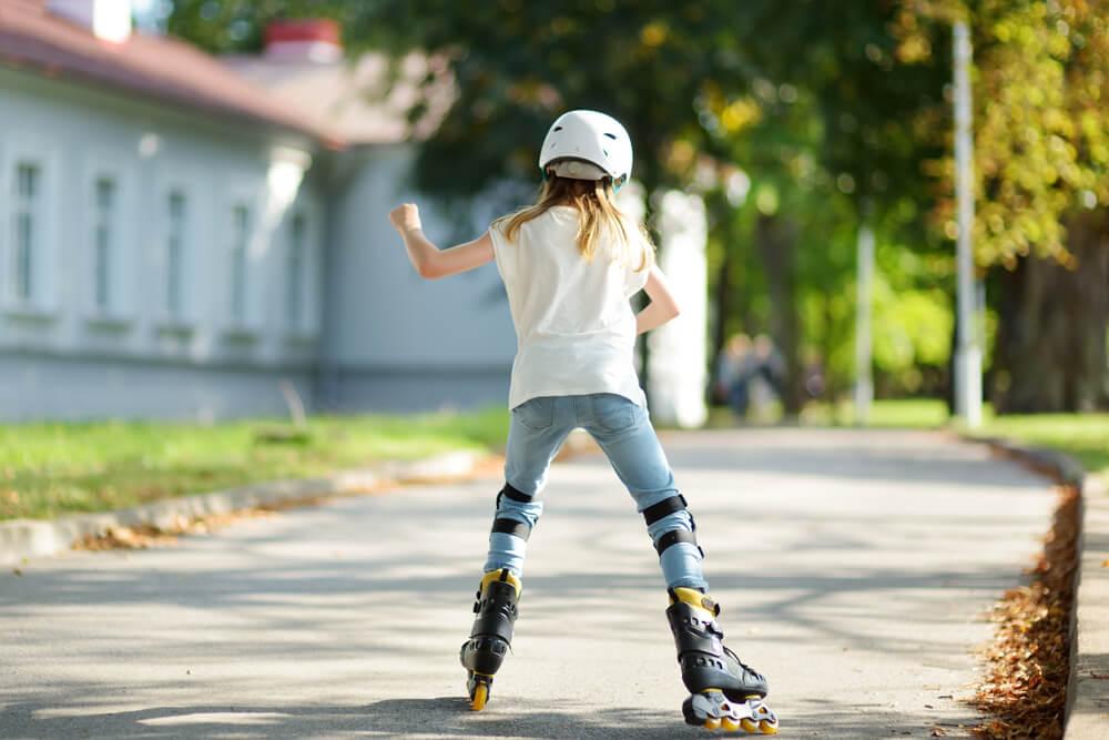 Gefahrenfrei Inline Skaten