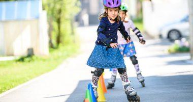 Inline Skaten Kinder