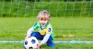 Fußball Tor Kinder