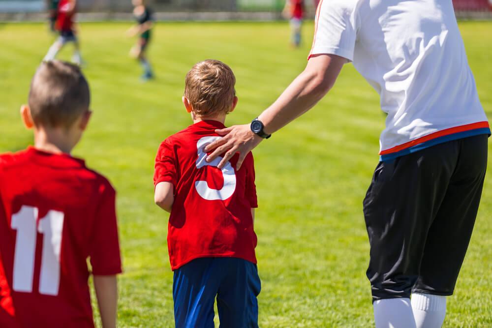 Trainer Bambini Fußball