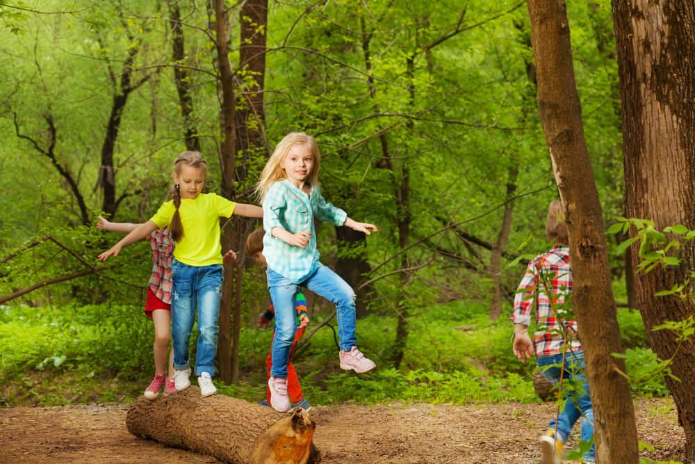 Waldkindergarten Besuch