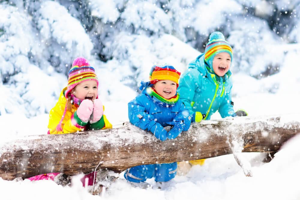 Waldkindergarten Winter